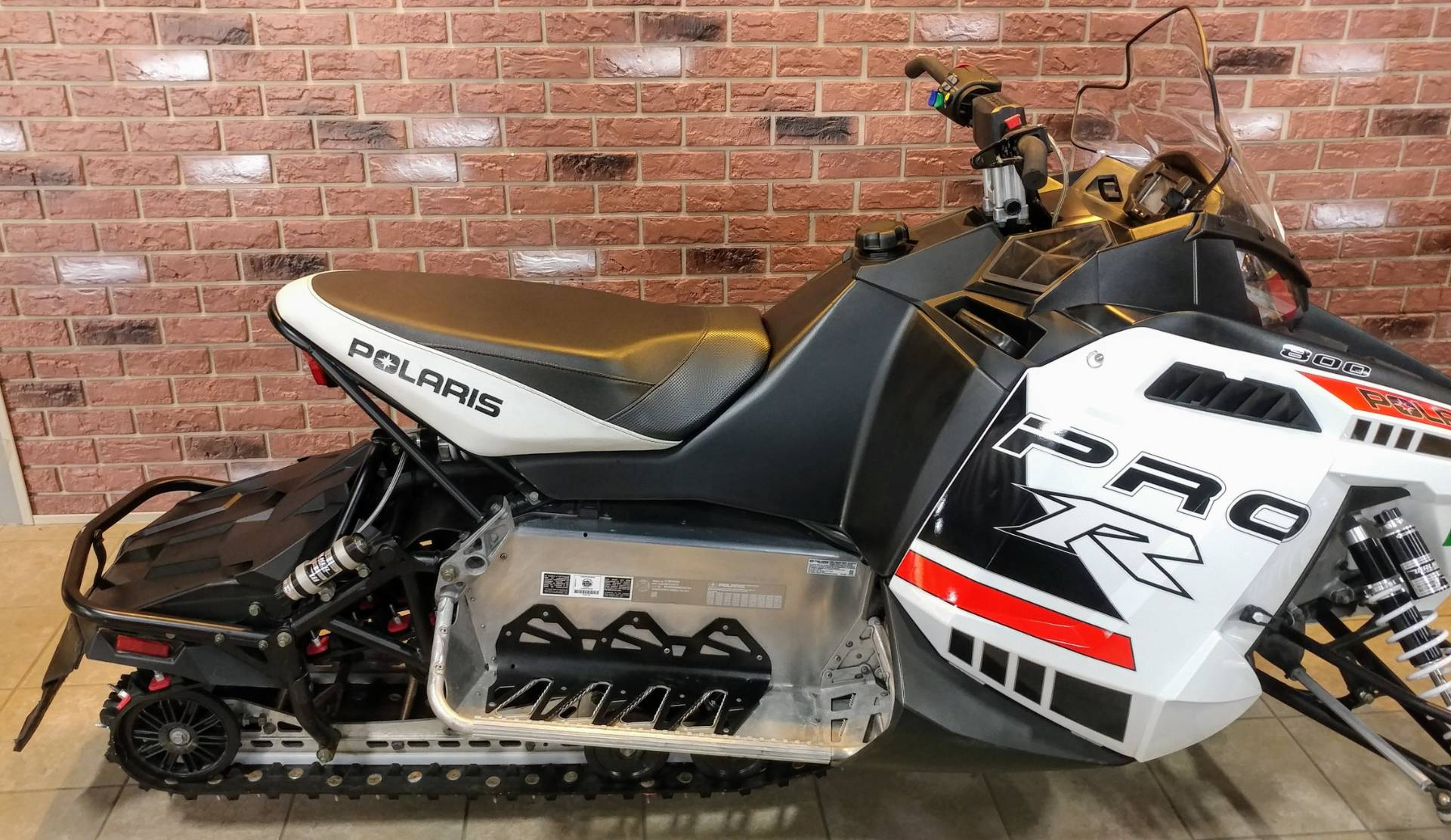 2014 Polaris 800 Rush® PRO-R in Dimondale, Michigan