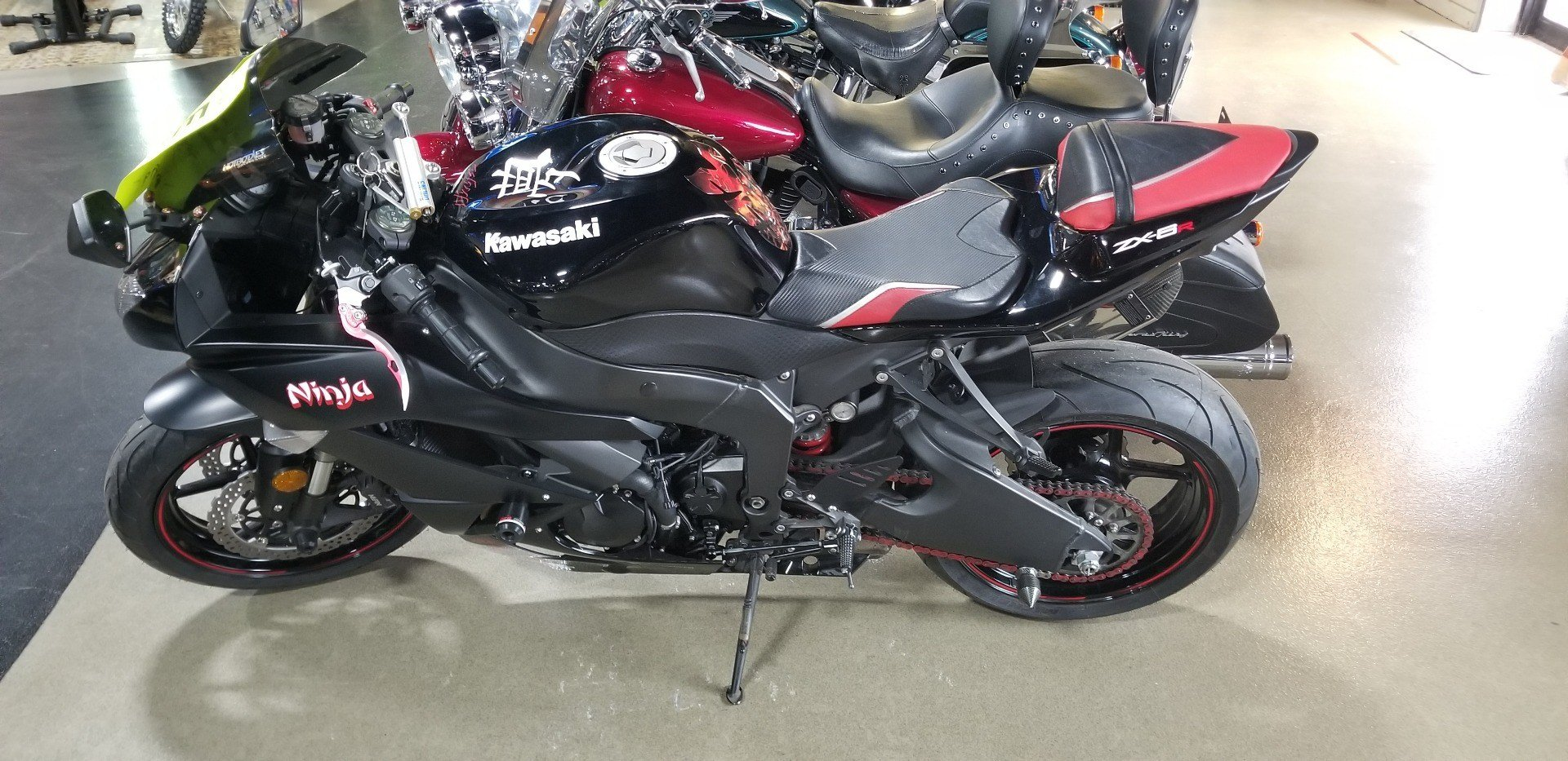 2011 Kawasaki Ninja® ZX™-6R in Dimondale, Michigan - Photo 7