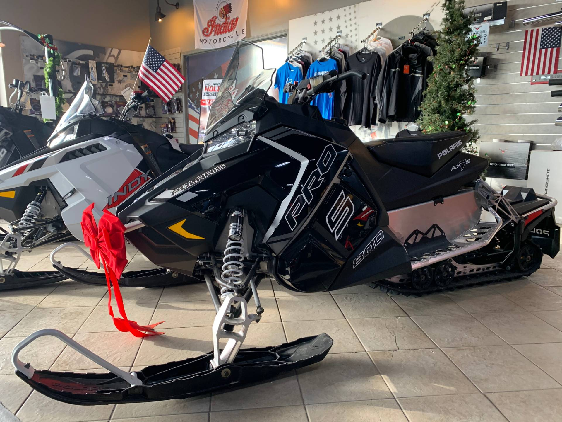 2018 Polaris 800 RUSH PRO-S in Dimondale, Michigan
