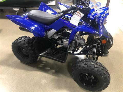 2021 Yamaha Raptor 90 in Dimondale, Michigan