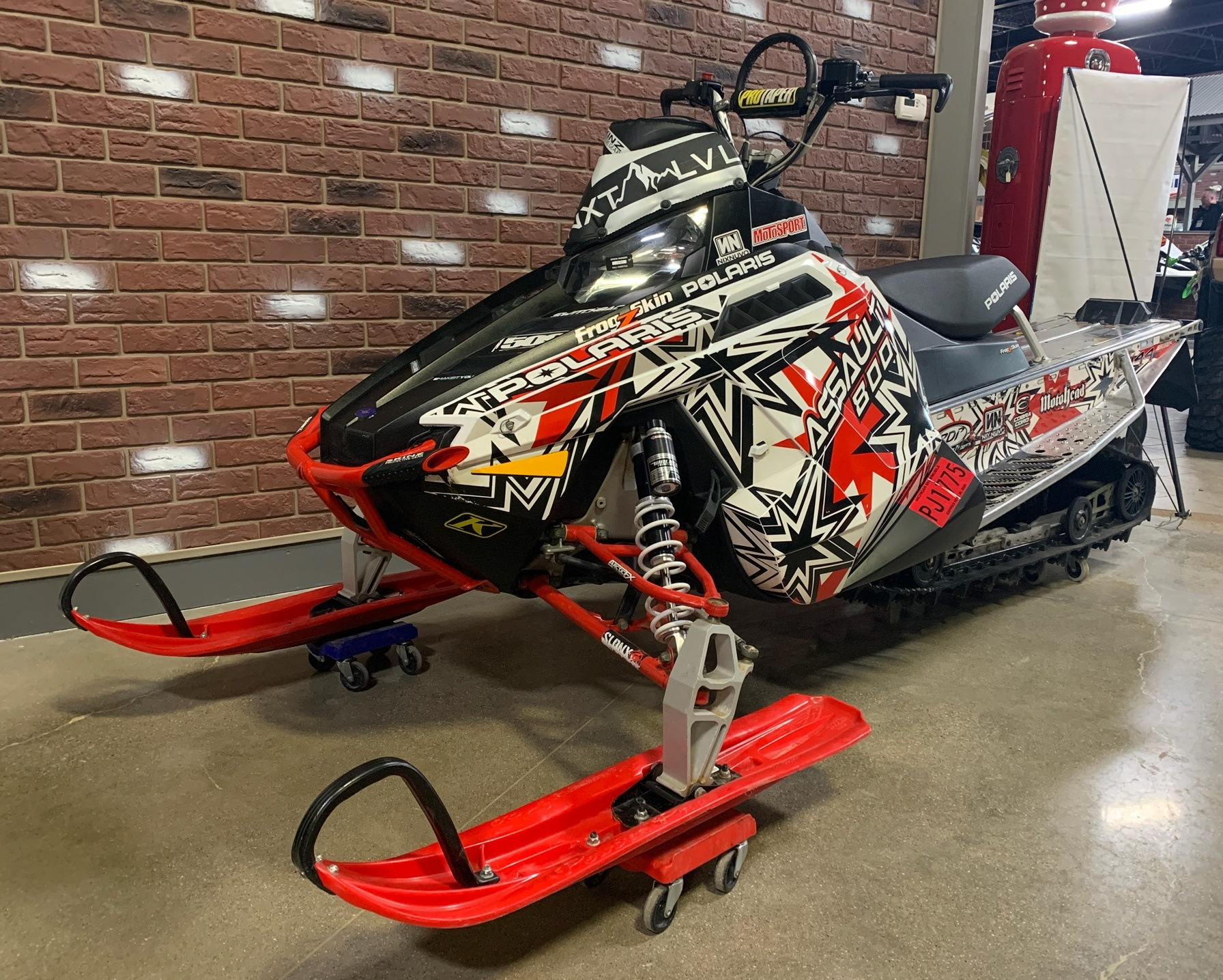 2012 Polaris Switchback® Assault 144 in Dimondale, Michigan - Photo 3