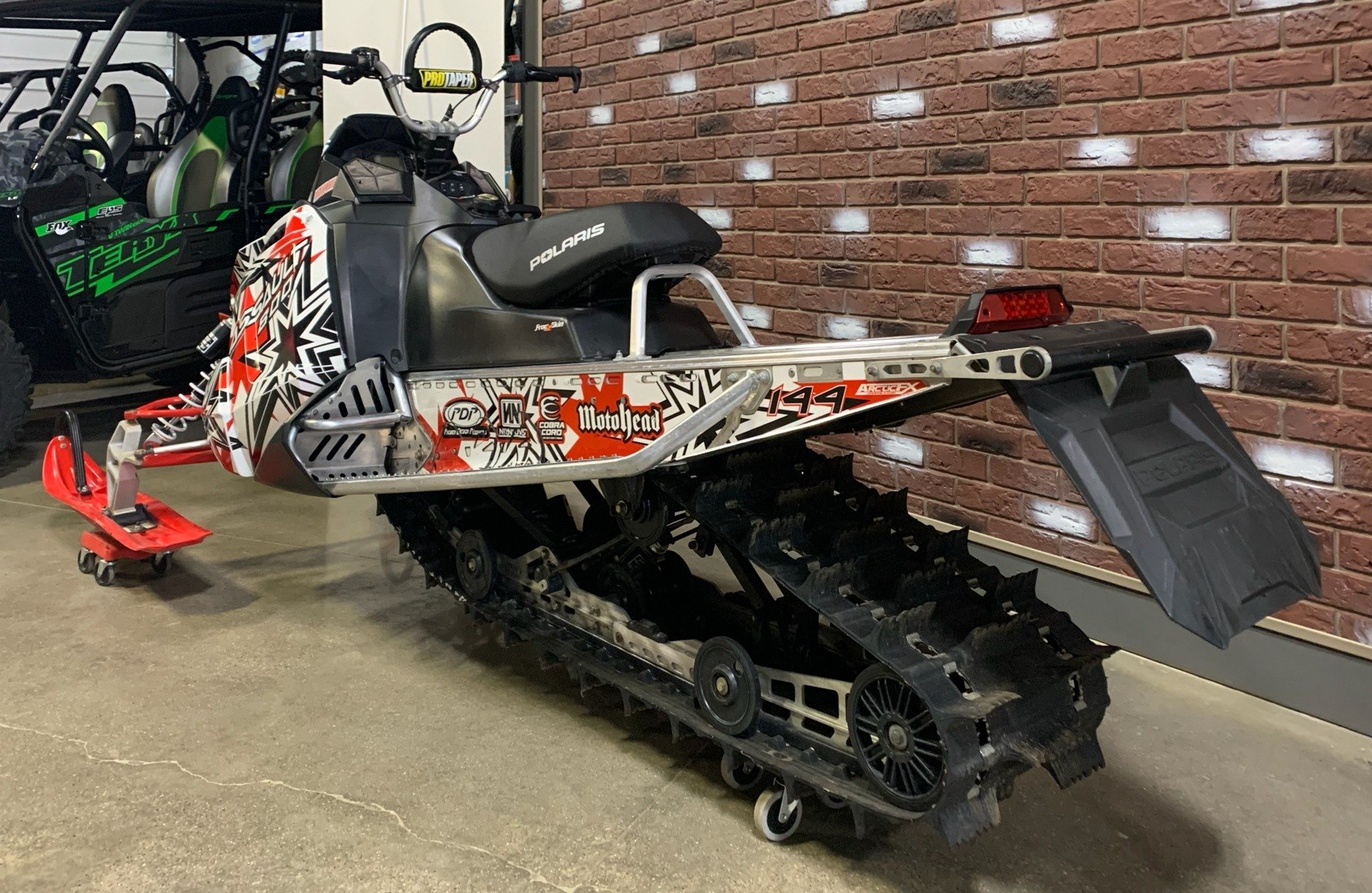 2012 Polaris Switchback® Assault 144 in Dimondale, Michigan - Photo 4