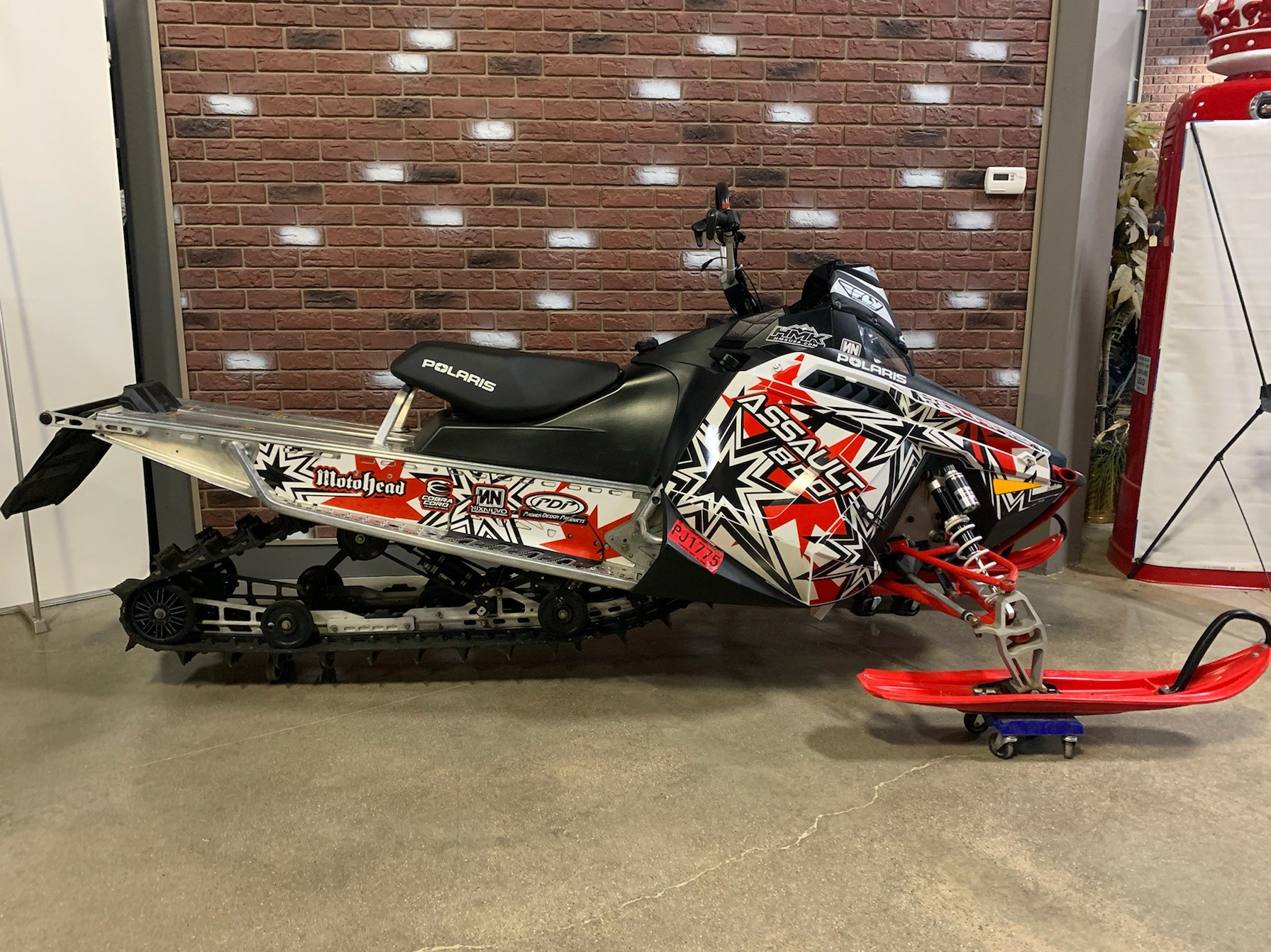 2012 Polaris Switchback® Assault 144 in Dimondale, Michigan - Photo 1