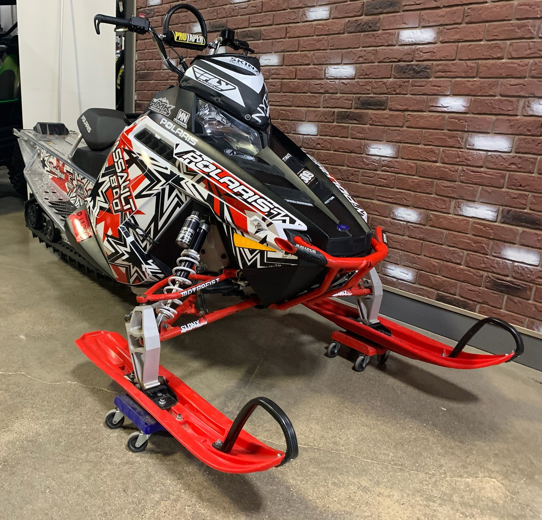 2012 Polaris Switchback® Assault 144 in Dimondale, Michigan - Photo 6