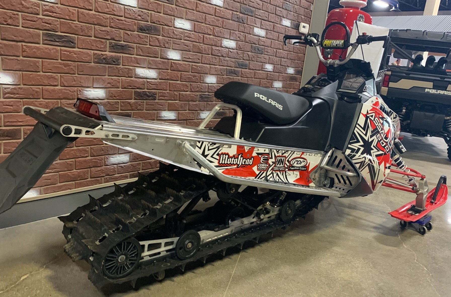 2012 Polaris Switchback® Assault 144 in Dimondale, Michigan - Photo 7