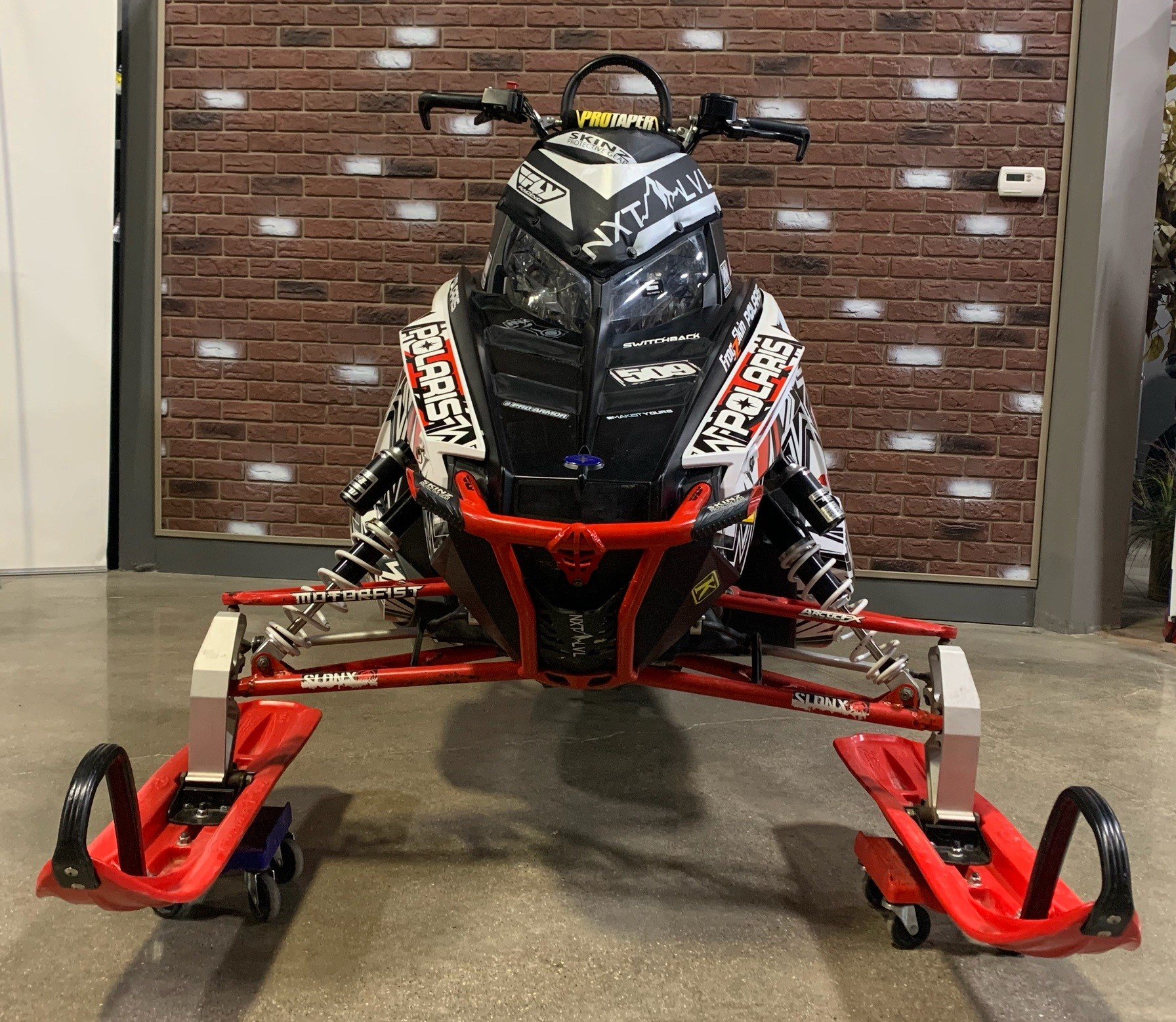 2012 Polaris Switchback® Assault 144 in Dimondale, Michigan - Photo 8