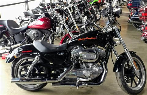 2013 Harley-Davidson Sportster® 883 SuperLow® in Dimondale, Michigan