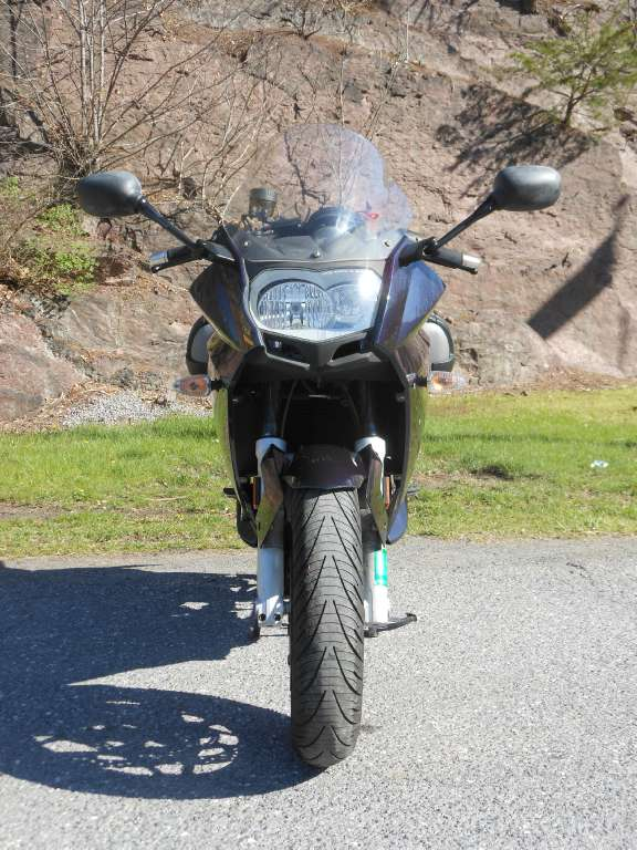 2010 BMW F 800 ST in Port Clinton, Pennsylvania