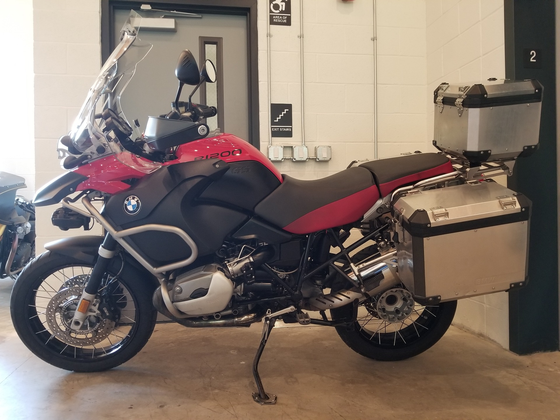 2009 BMW R 1200 GS Adventure in Port Clinton, Pennsylvania - Photo 2