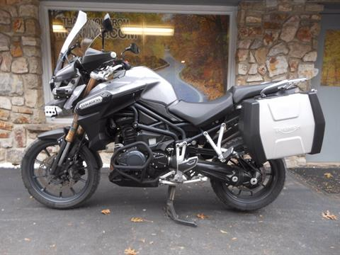 2013 Triumph Tiger Explorer ABS in Port Clinton, Pennsylvania