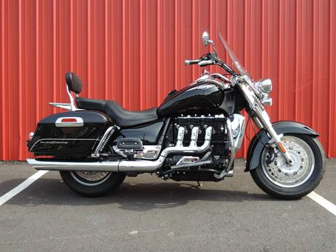 2009 Triumph Rocket III in Port Clinton, Pennsylvania