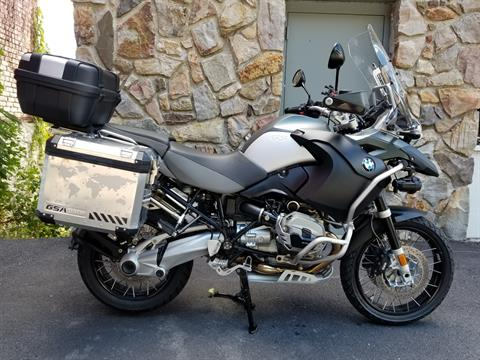 2011 BMW R 1200 GS Adventure in Port Clinton, Pennsylvania