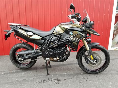 2013 BMW F 800 GS in Port Clinton, Pennsylvania