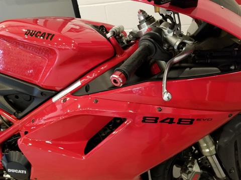 2011 Ducati Superbike 848 EVO in Port Clinton, Pennsylvania - Photo 7