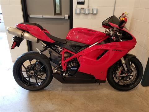 2011 Ducati Superbike 848 EVO in Port Clinton, Pennsylvania - Photo 1