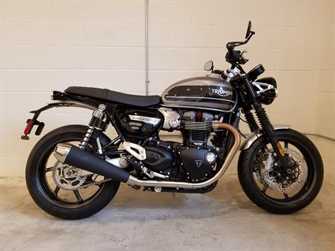 2020 Triumph Speed Twin 1200 in Port Clinton, Pennsylvania - Photo 1