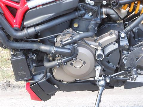2015 Ducati Monster 1200 S in Port Clinton, Pennsylvania