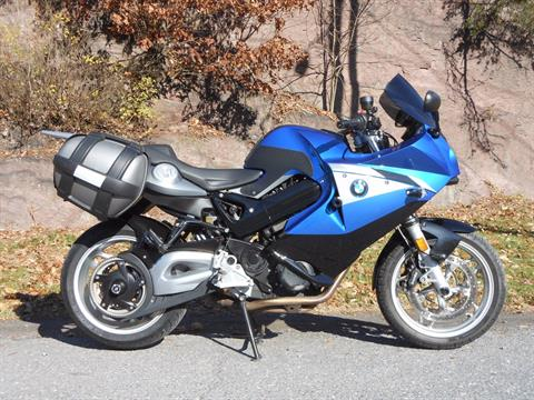 2012 BMW F 800 ST in Port Clinton, Pennsylvania