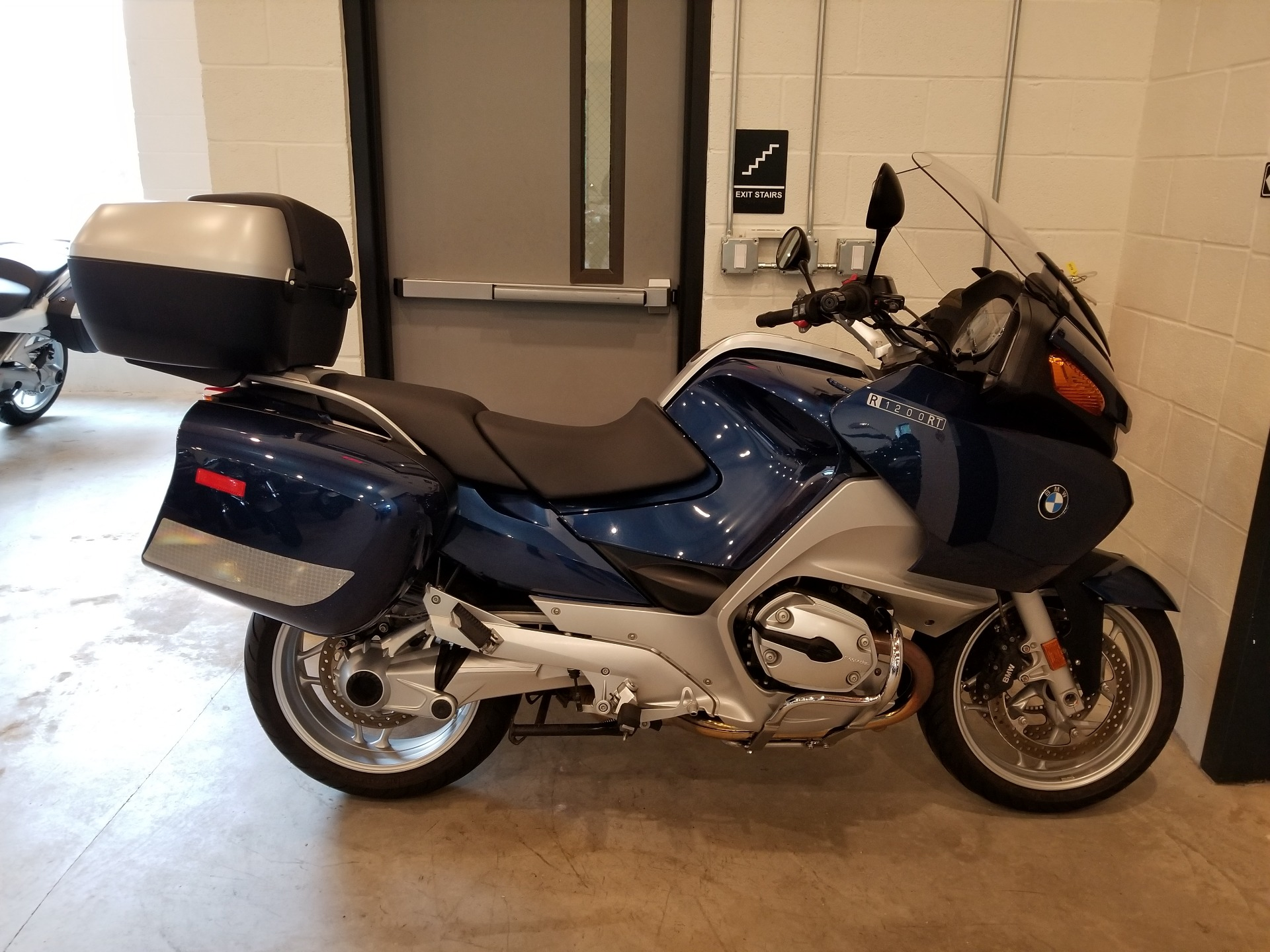 2007 Bmw R 1200 Rt For Sale Port Clinton Pa 130901