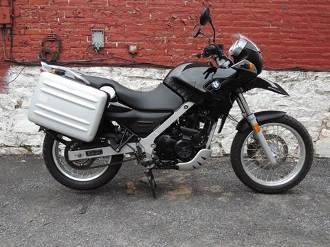 2009 BMW F 650 GS in Port Clinton, Pennsylvania