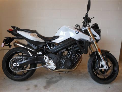 2015 BMW F 800 R in Port Clinton, Pennsylvania