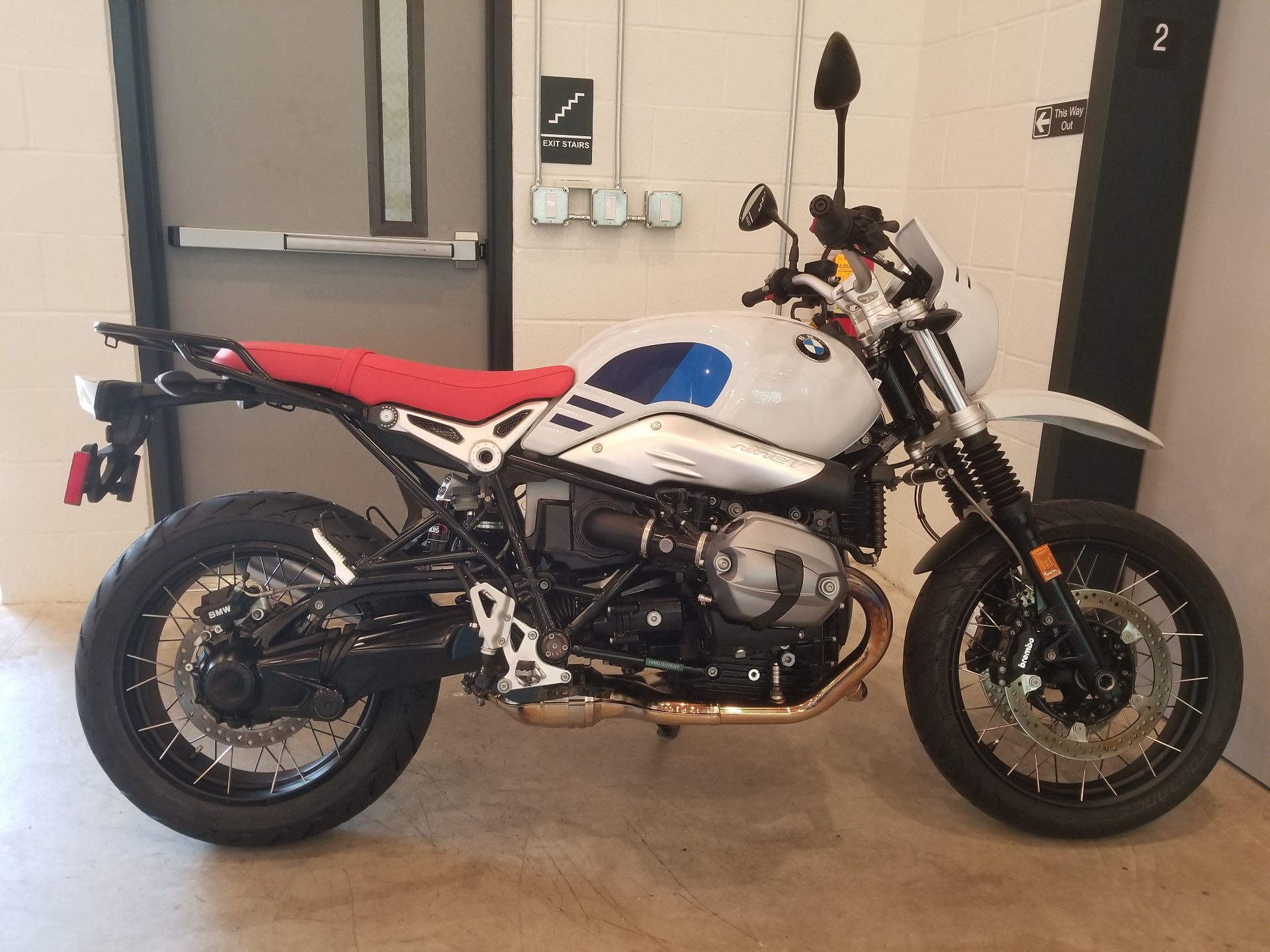 2018 BMW R nineT Urban G/S in Port Clinton, Pennsylvania - Photo 1