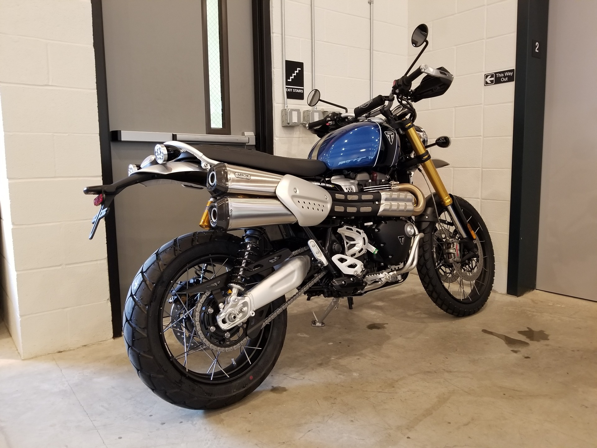 2019 Triumph Scrambler 1200 XE in Port Clinton, Pennsylvania - Photo 6