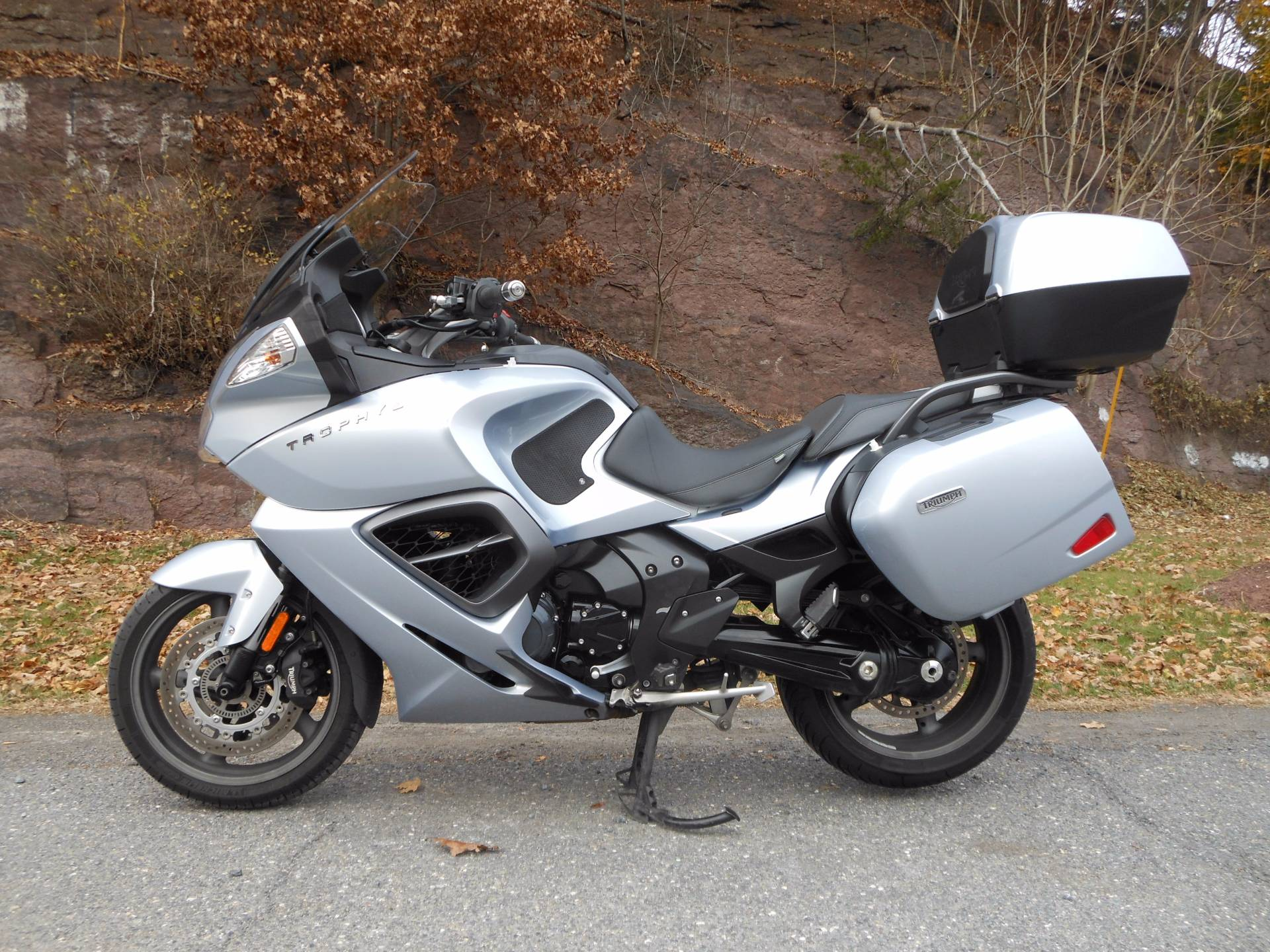 2014 Triumph Trophy SE ABS in Port Clinton, Pennsylvania - Photo 2