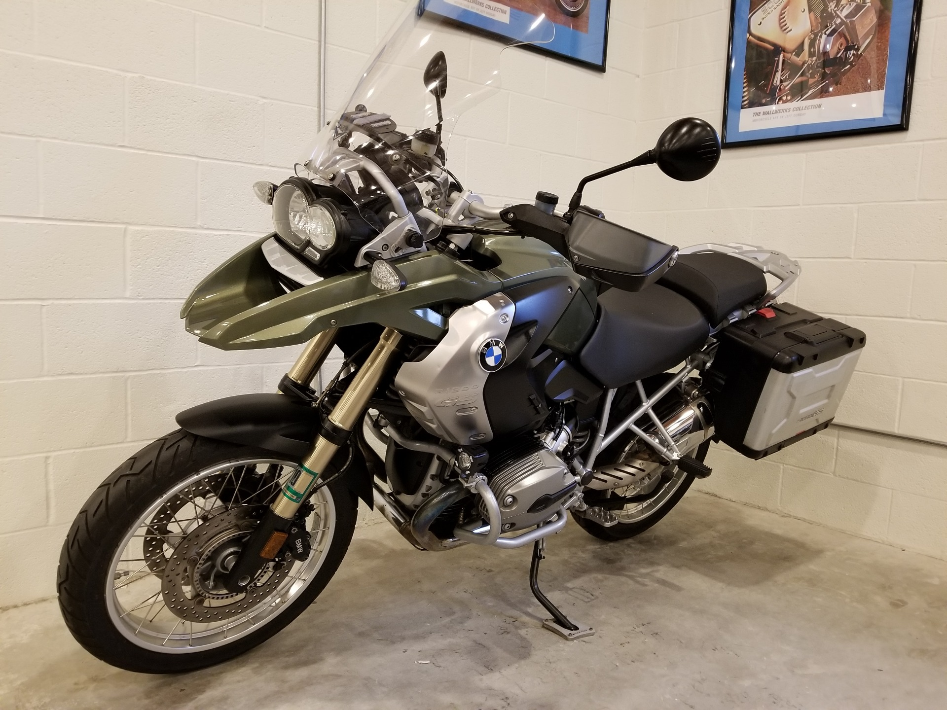 2008 BMW R 1200 GS in Port Clinton, Pennsylvania - Photo 5