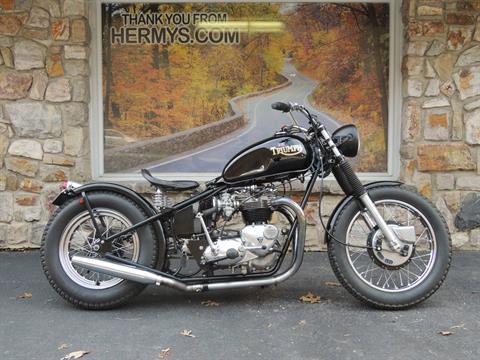 2003 Triumph Bonneville in Port Clinton, Pennsylvania