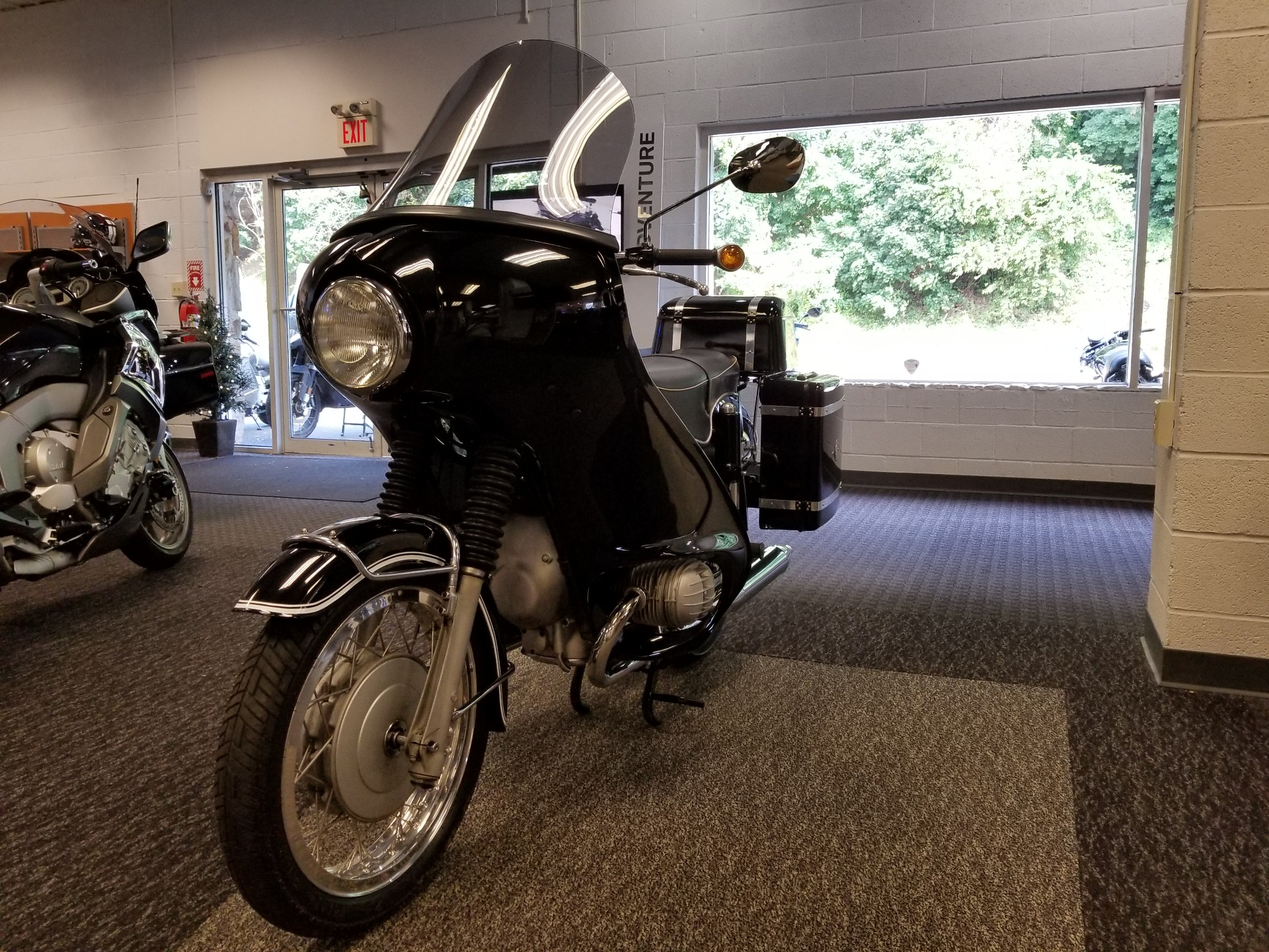1968 BMW R60 US in Port Clinton, Pennsylvania