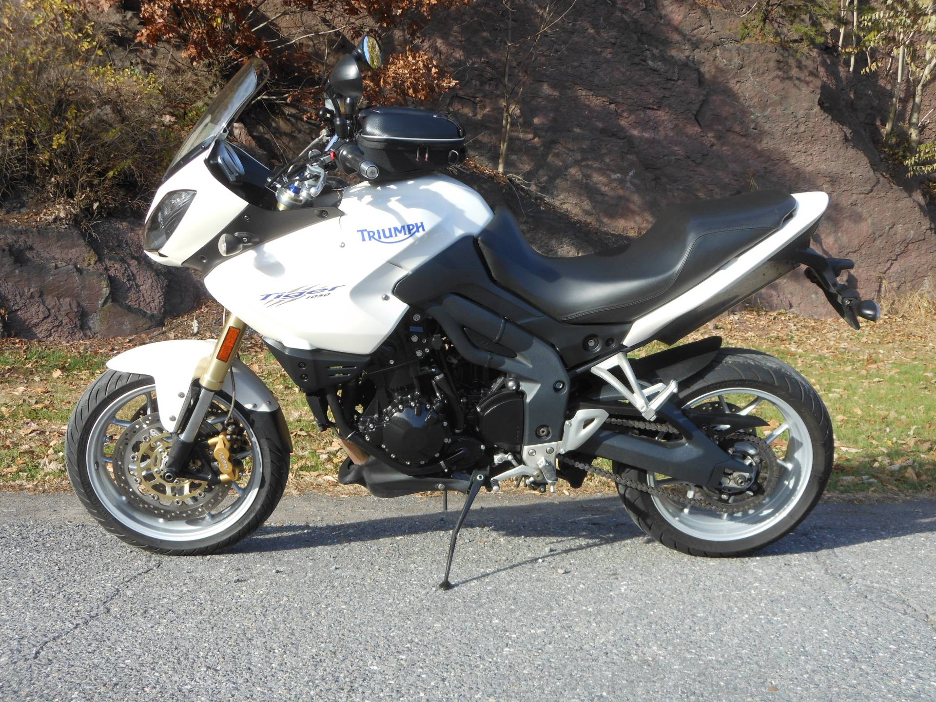 2007 Triumph Tiger 1050 in Port Clinton, Pennsylvania