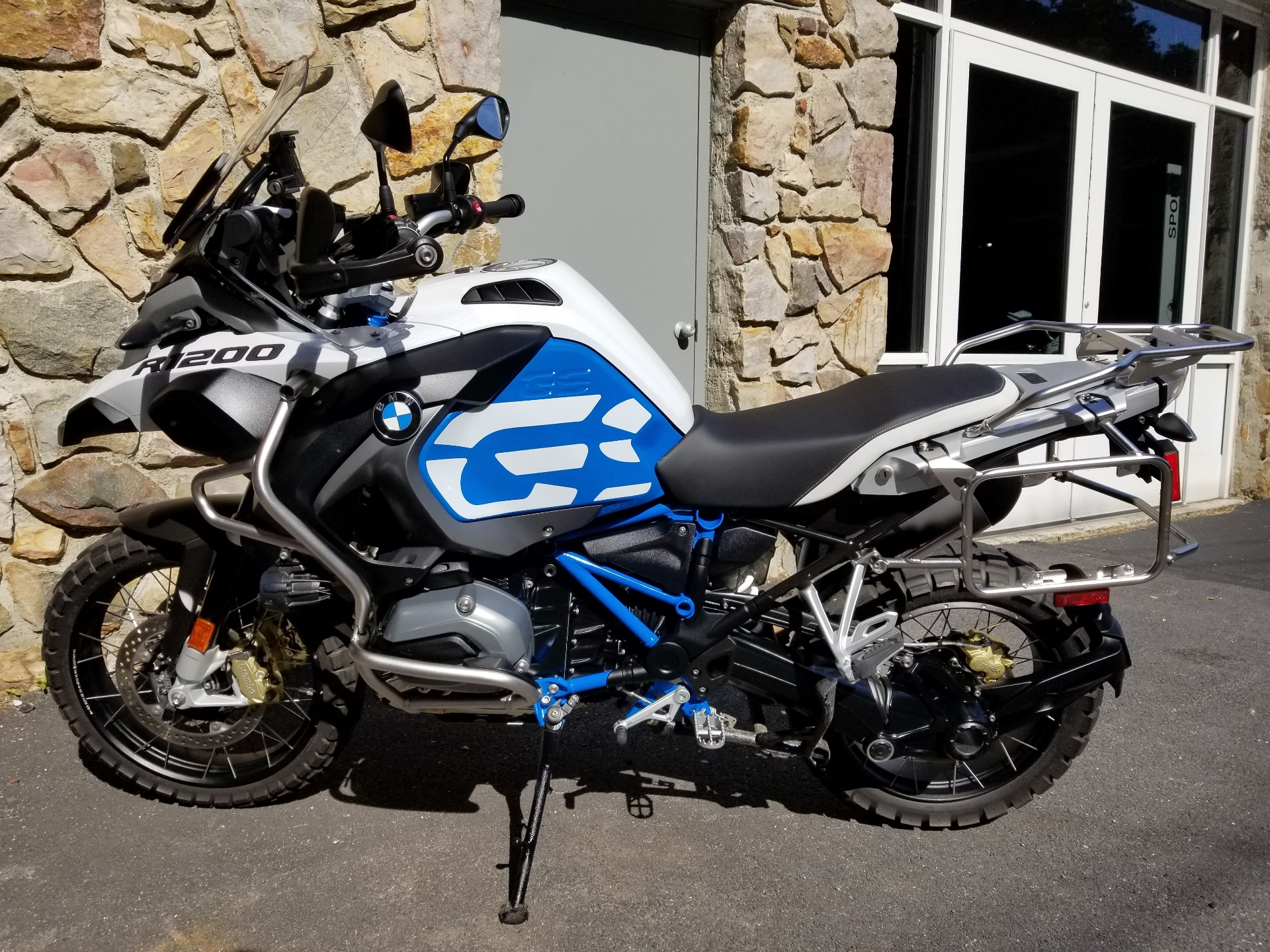 2018 BMW R 1200 GS Adventure in Port Clinton, Pennsylvania - Photo 2