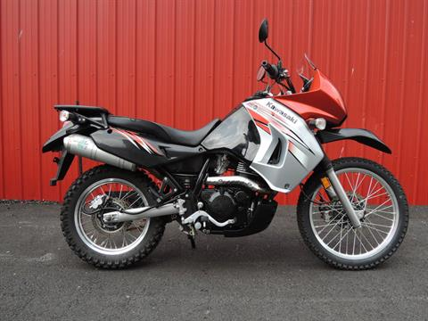 2011 Kawasaki KLR™650 in Port Clinton, Pennsylvania