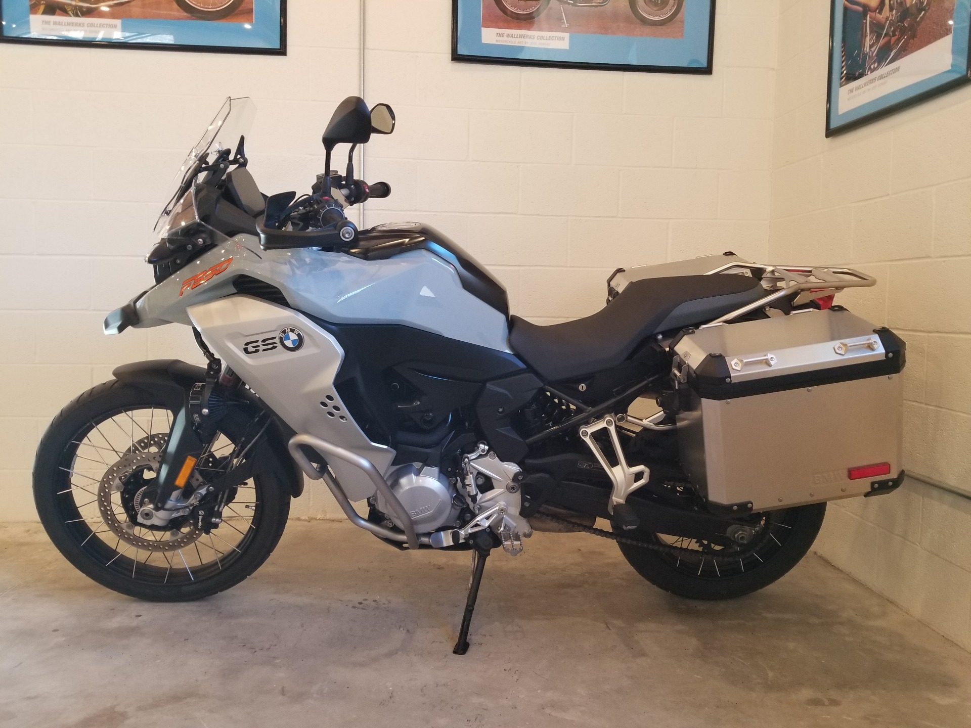 2019 BMW F 850 GS Adventure in Port Clinton, Pennsylvania - Photo 2