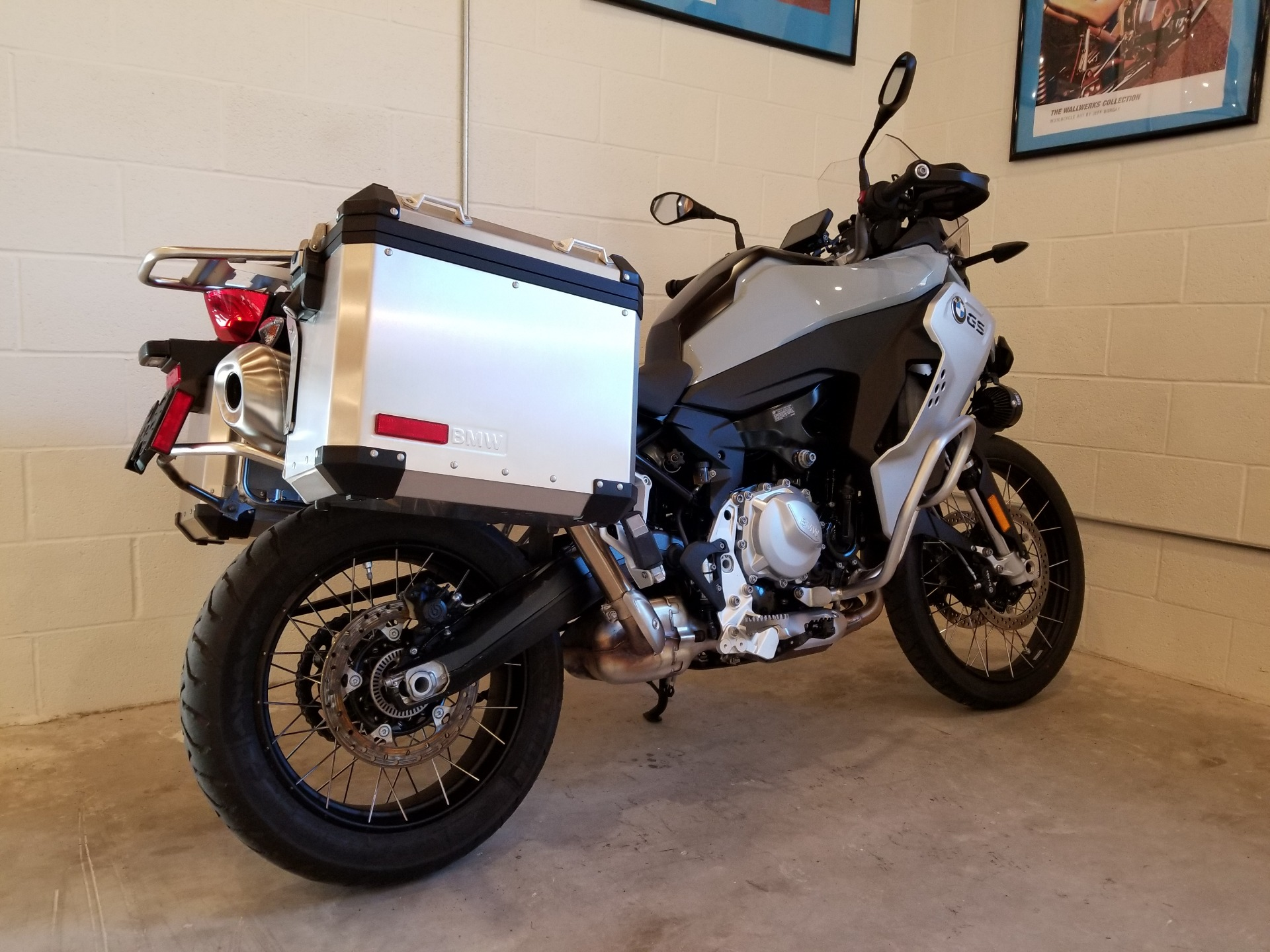 2019 BMW F 850 GS Adventure in Port Clinton, Pennsylvania - Photo 4