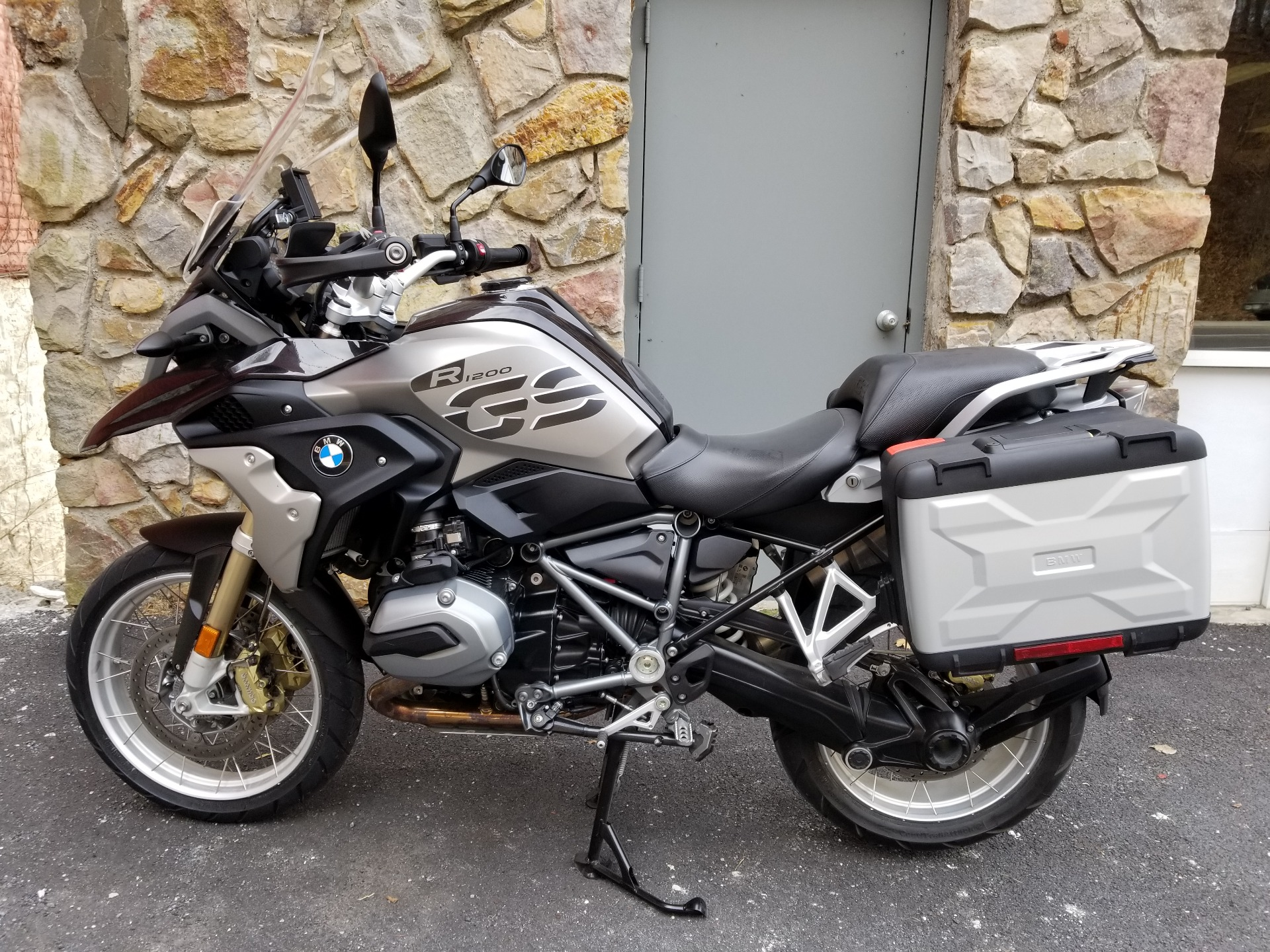 2017 BMW R 1200 GS in Port Clinton, Pennsylvania