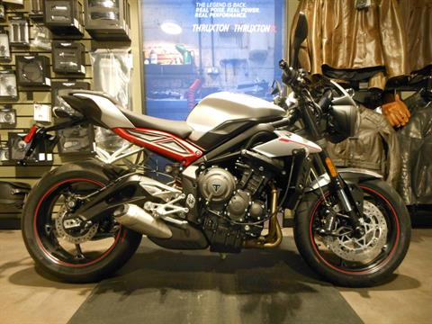 2018 Triumph Street Triple R in Port Clinton, Pennsylvania - Photo 1