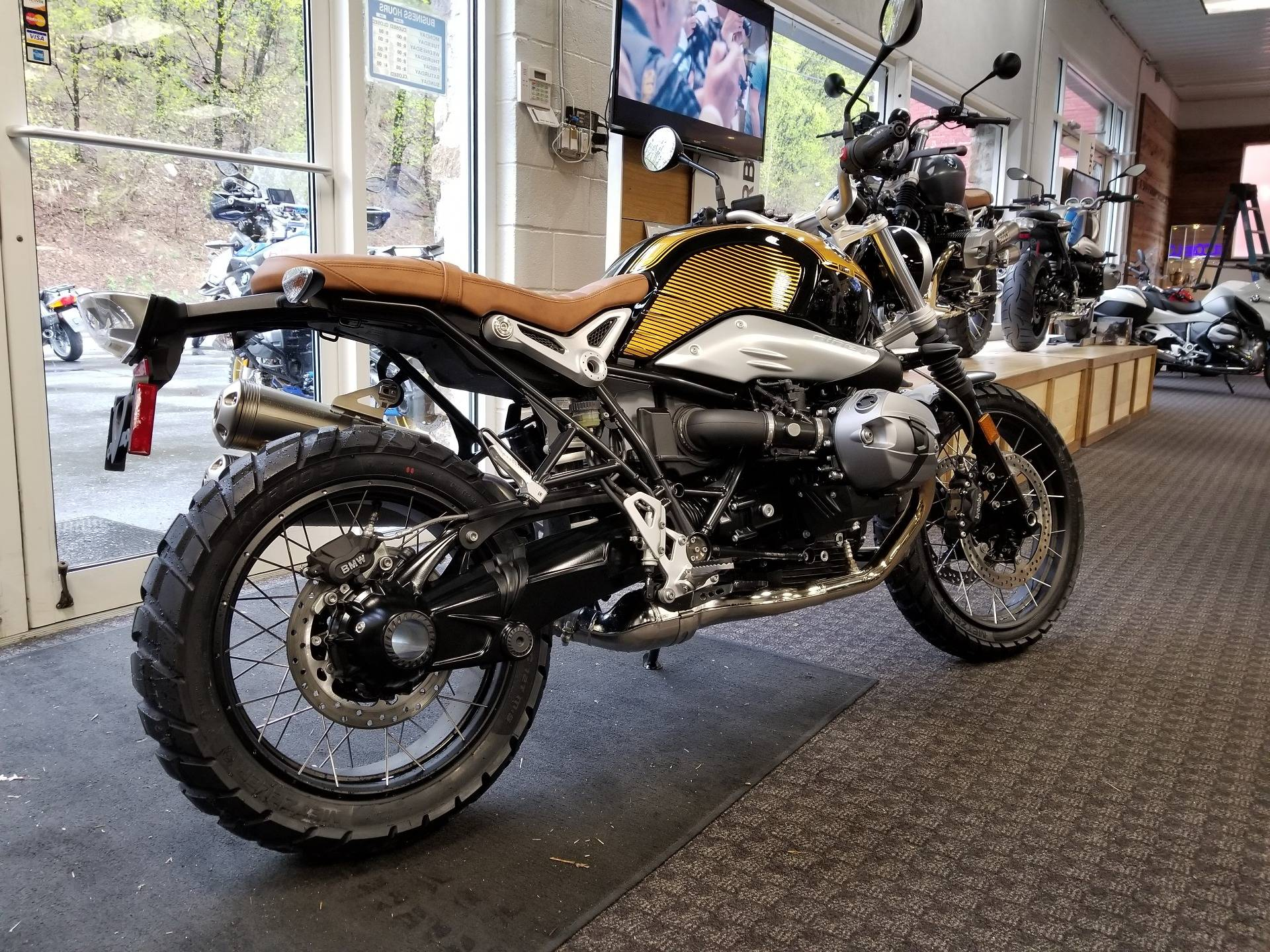2019 BMW R nineT Scrambler in Port Clinton, Pennsylvania - Photo 5