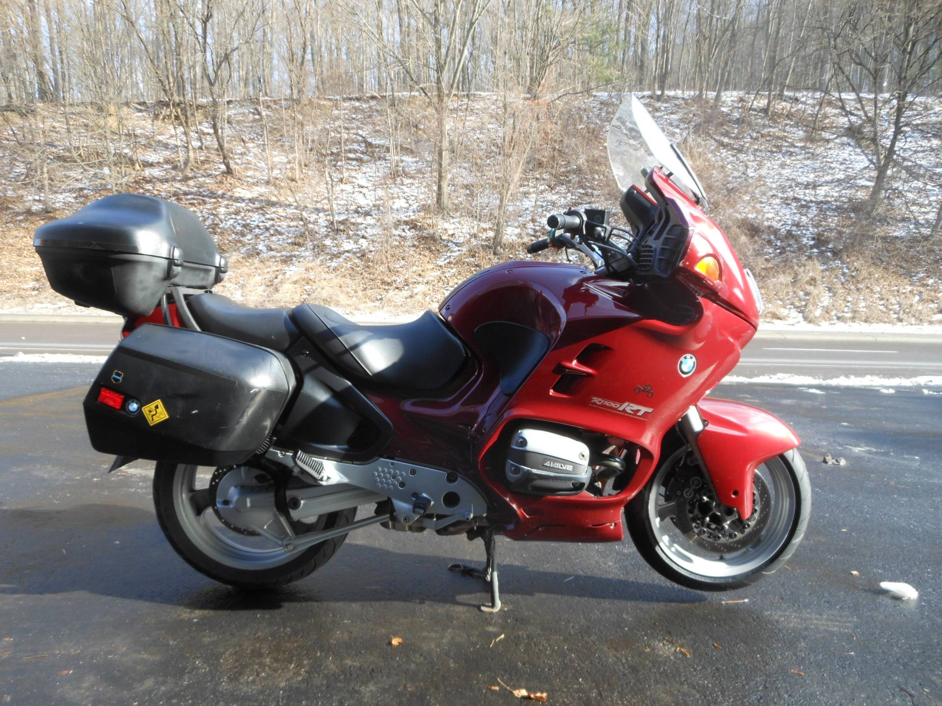 1997 BMW R1100RT A in Port Clinton, Pennsylvania