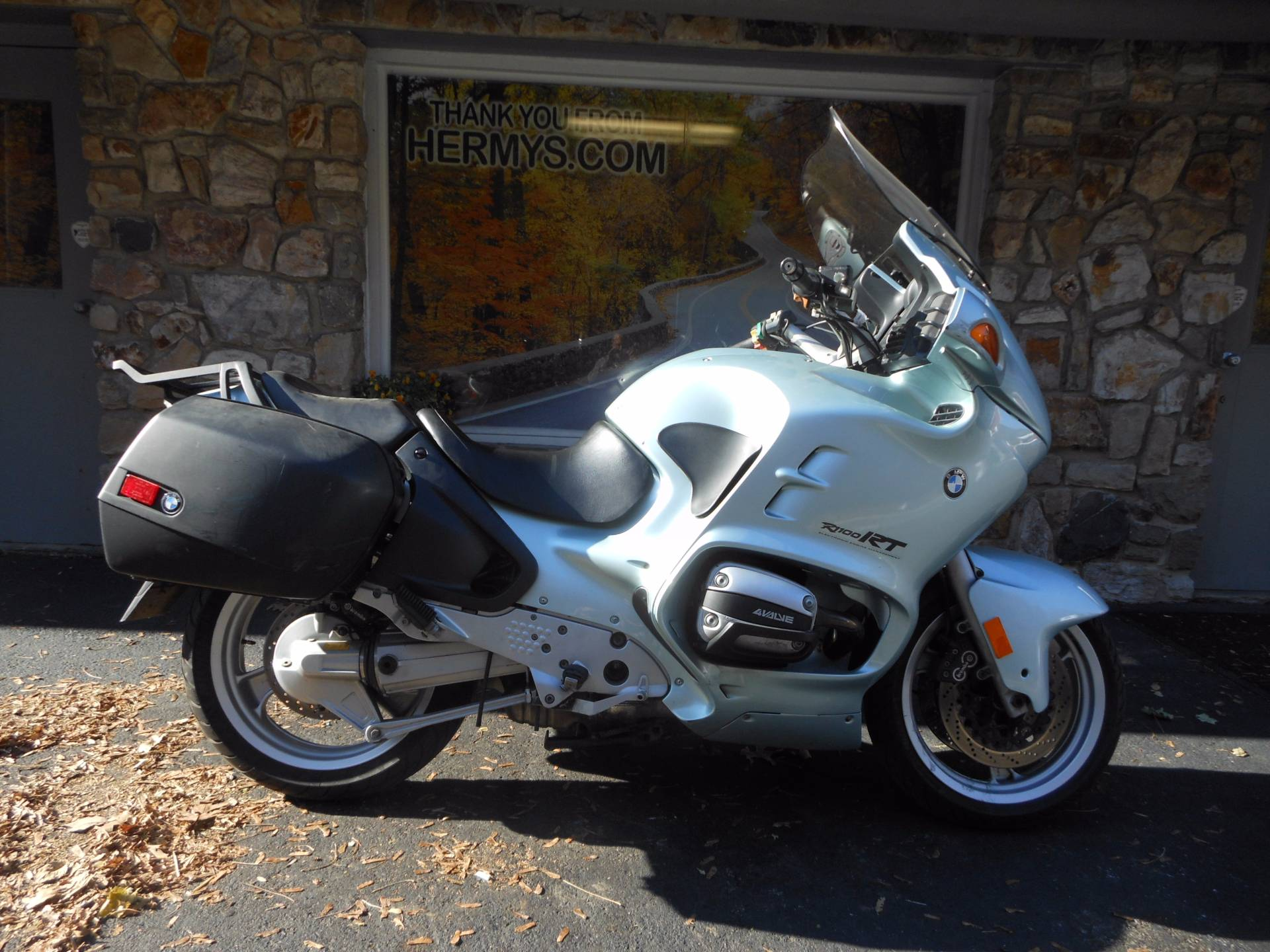 1996 BMW R1100RTL A in Port Clinton, Pennsylvania - Photo 1