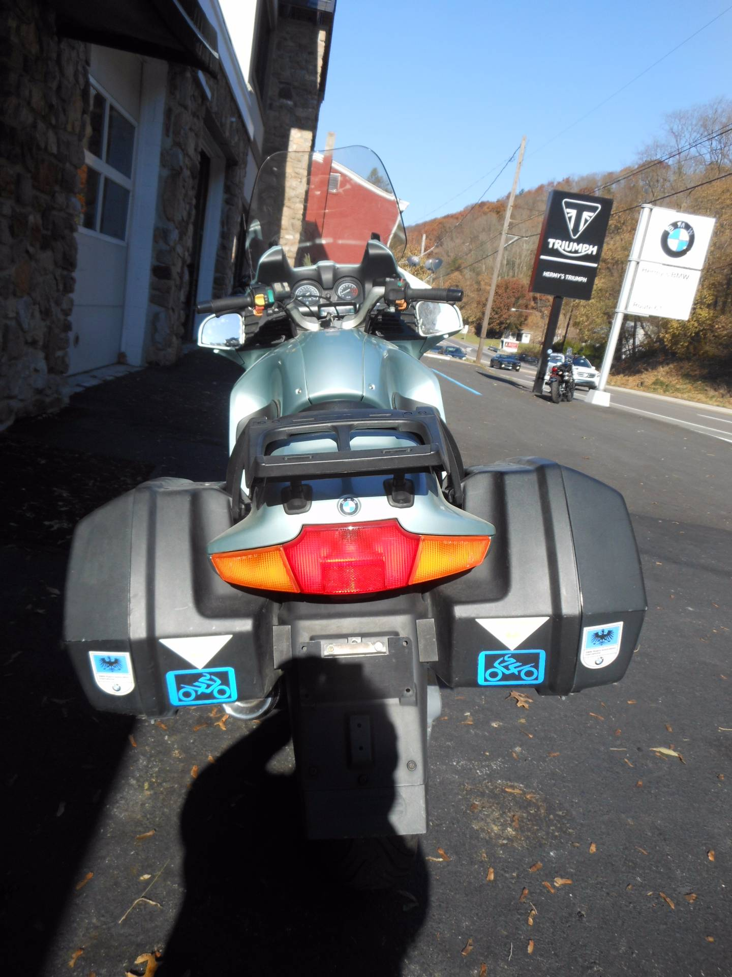 1996 BMW R1100RTL A in Port Clinton, Pennsylvania - Photo 4