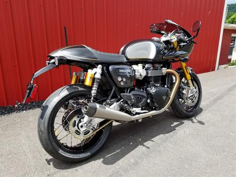 2020 Triumph Thruxton 1200 TFC in Port Clinton, Pennsylvania - Photo 8