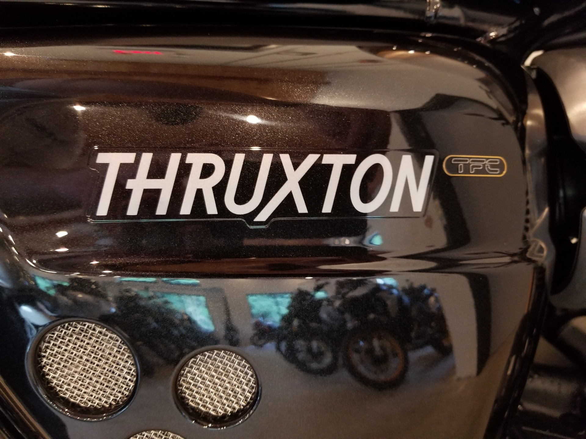 2020 Triumph Thruxton 1200 TFC in Port Clinton, Pennsylvania - Photo 11