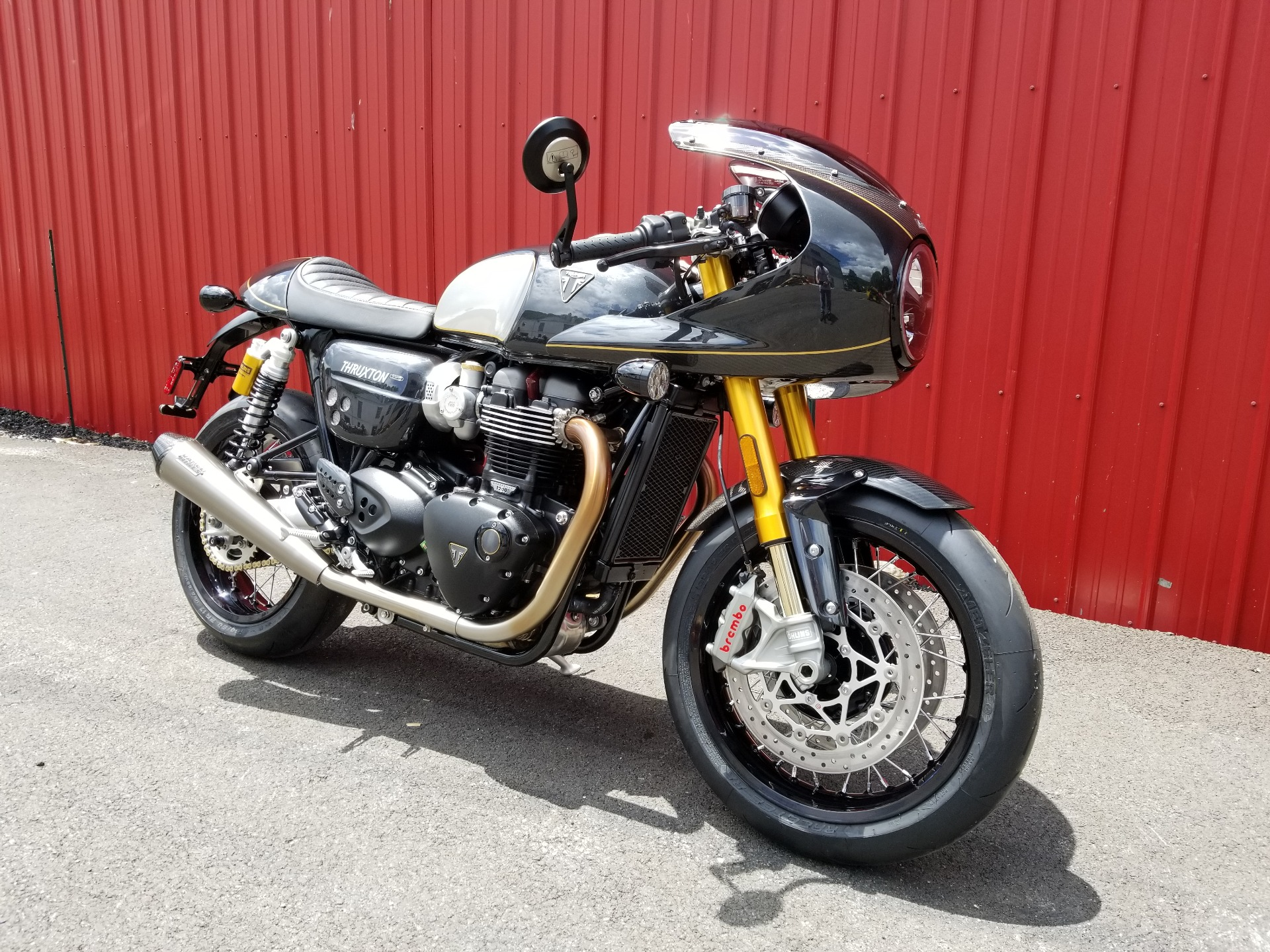 2020 Triumph Thruxton TFC in Port Clinton, Pennsylvania - Photo 6