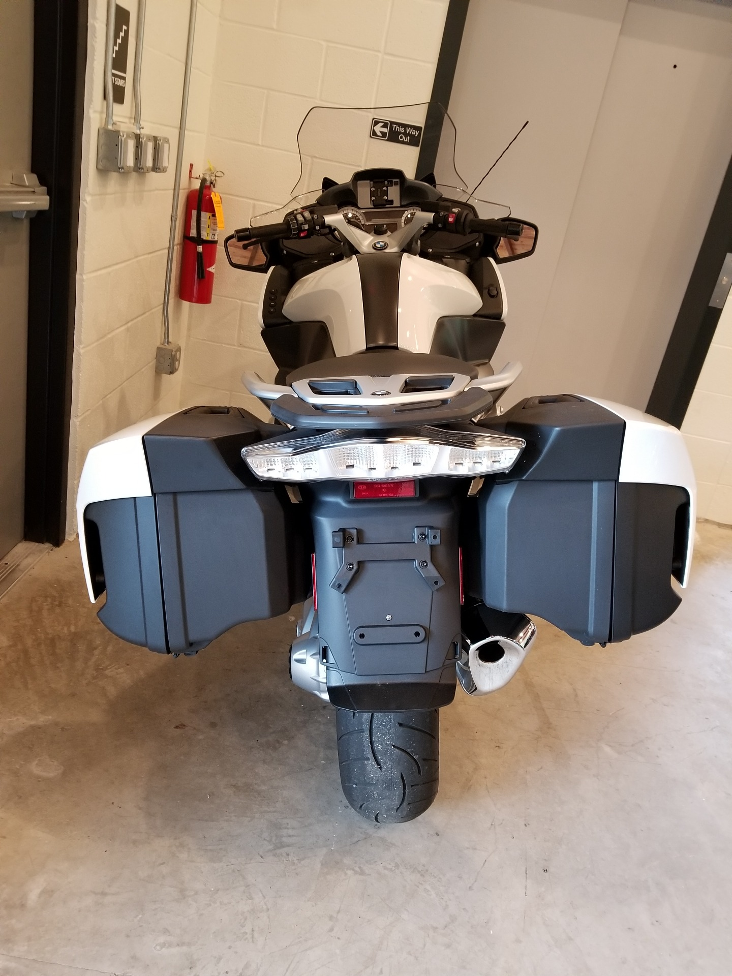 2019 BMW R 1250 RT in Port Clinton, Pennsylvania - Photo 4