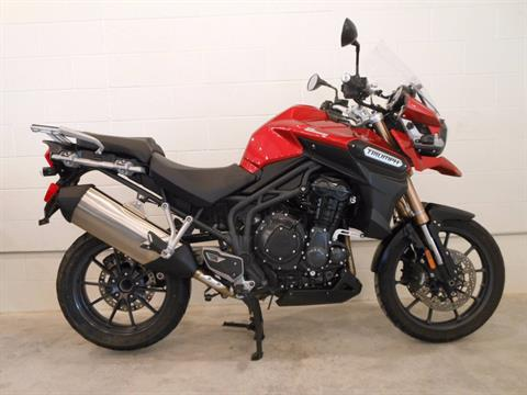 2015 Triumph Tiger Explorer ABS in Port Clinton, Pennsylvania
