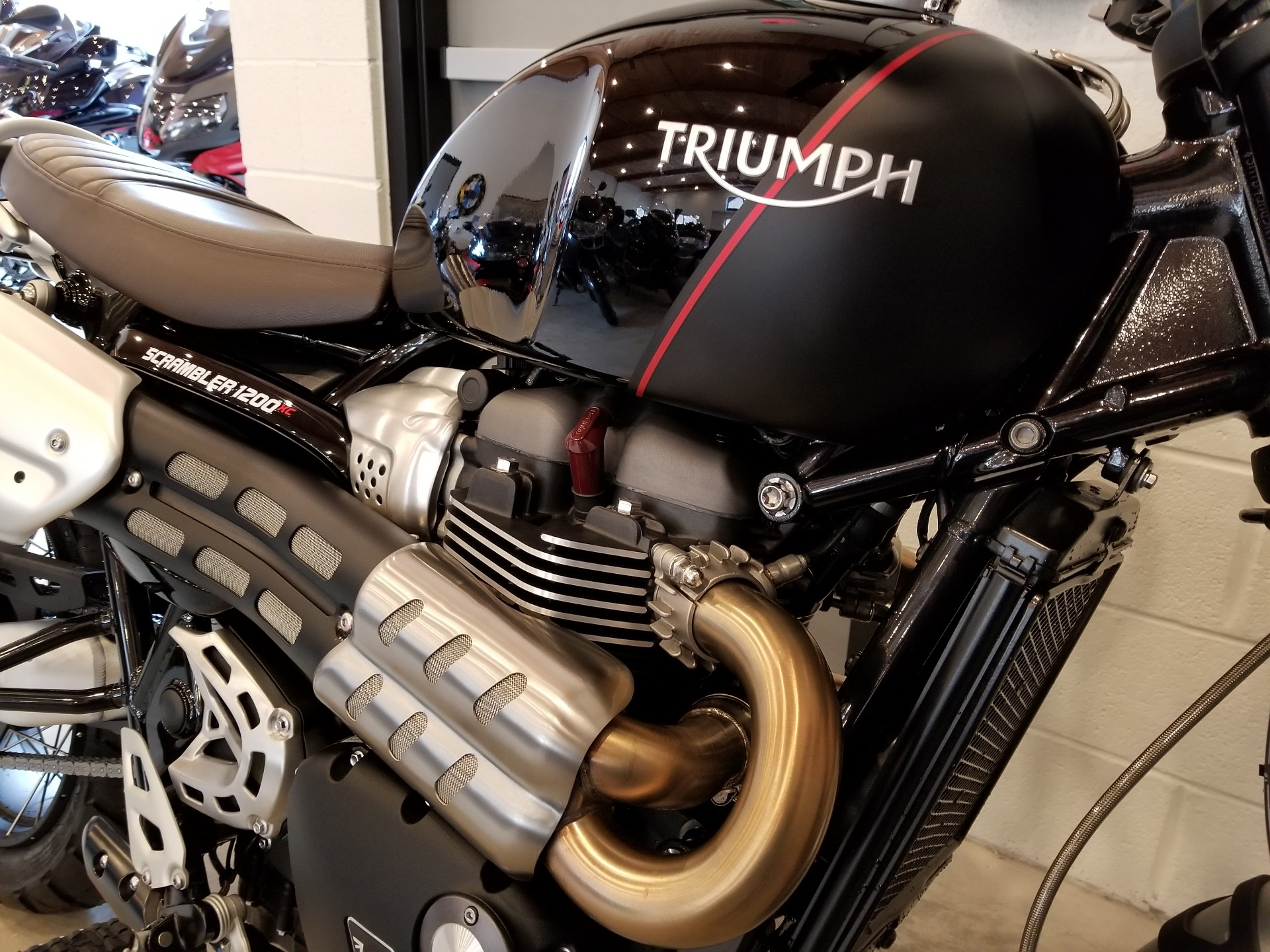 2019 Triumph Scrambler 1200 XC in Port Clinton, Pennsylvania - Photo 7