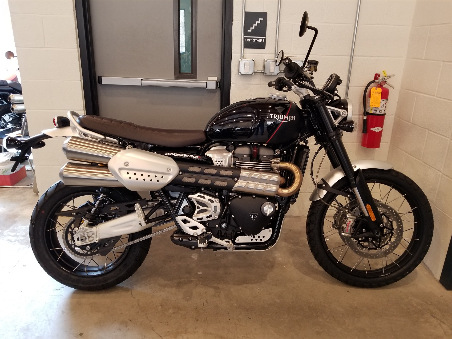 2019 Triumph Scrambler 1200 XC in Port Clinton, Pennsylvania - Photo 1