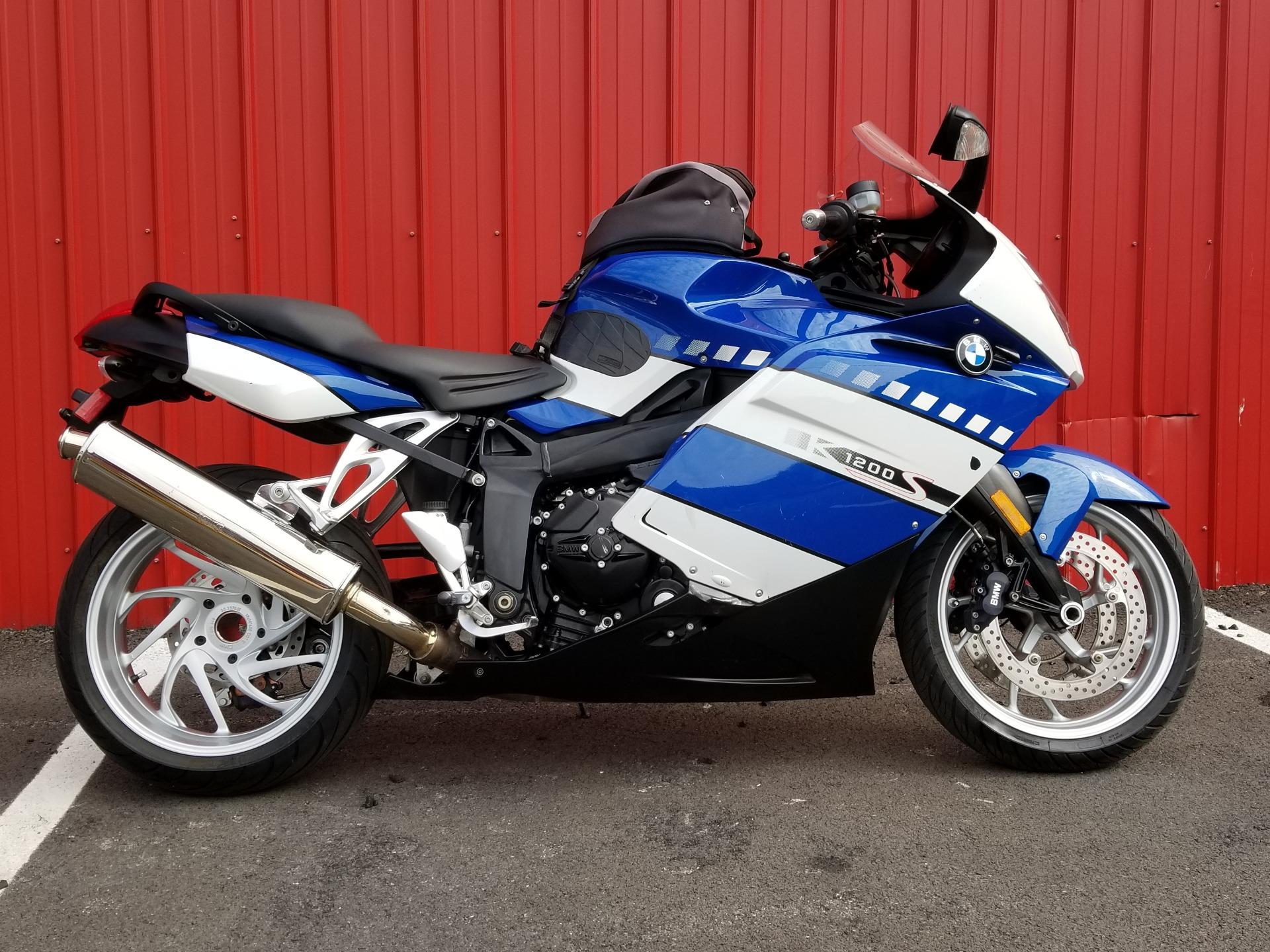 2005 Bmw K 1200 S Motorcycles Port Clinton Pennsylvania
